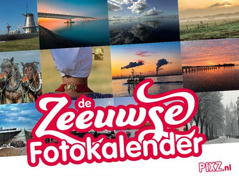 PIXZ Zeeuwse Fotokalender