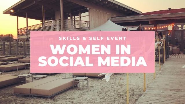 Women in Social Media Event