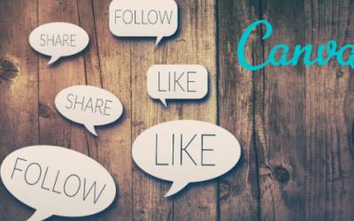 Instagram Hoogtepunten maken met Canva