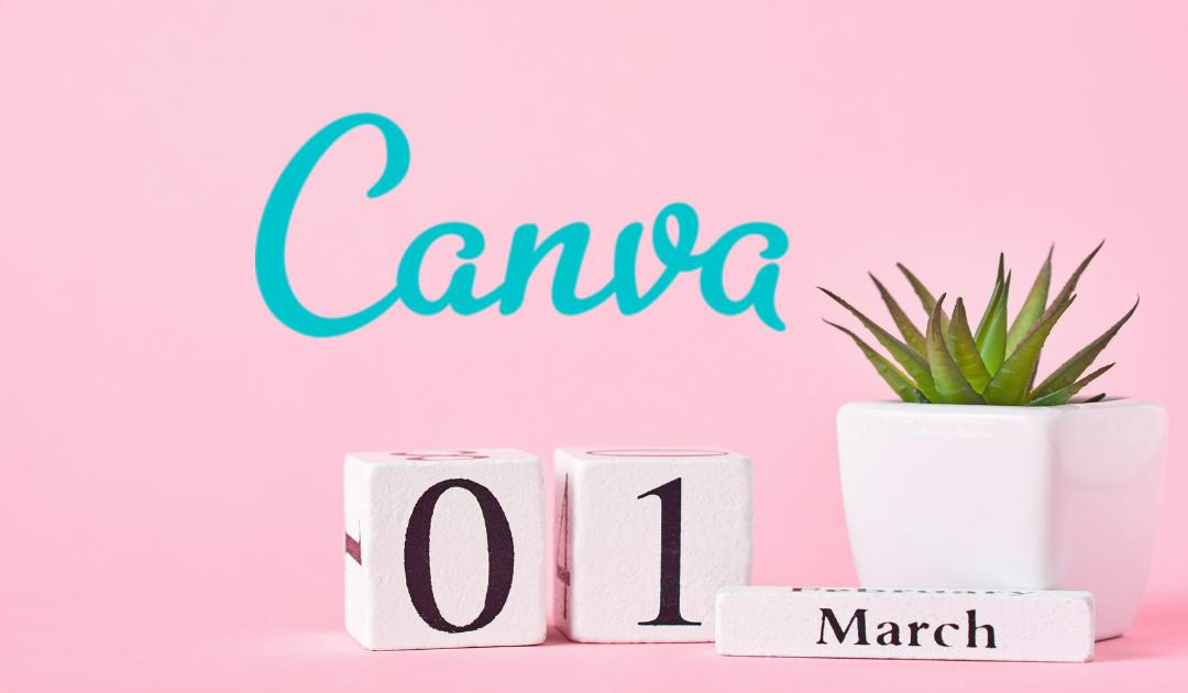 Hoe werkt de Canva Content Planner?