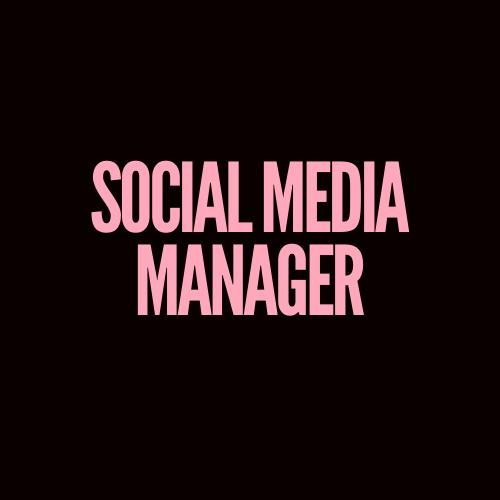 Social Media Manager Cursus