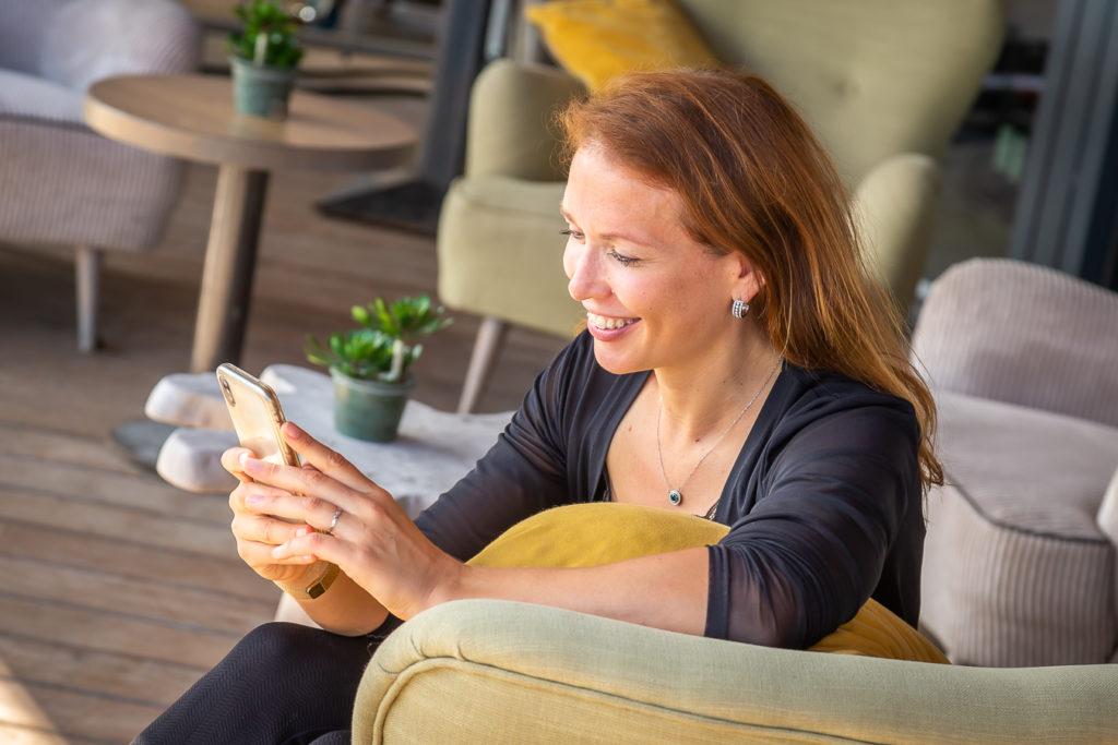 Women in Social Media Maria Cappon