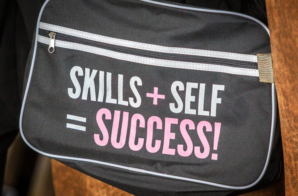 Skills & Self = Success
