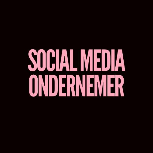 Word Social Media Ondernemer