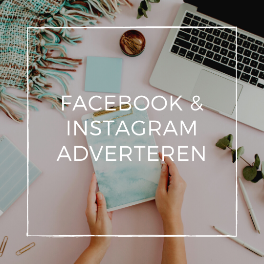 Facebook Instagram Adverteren cursus
