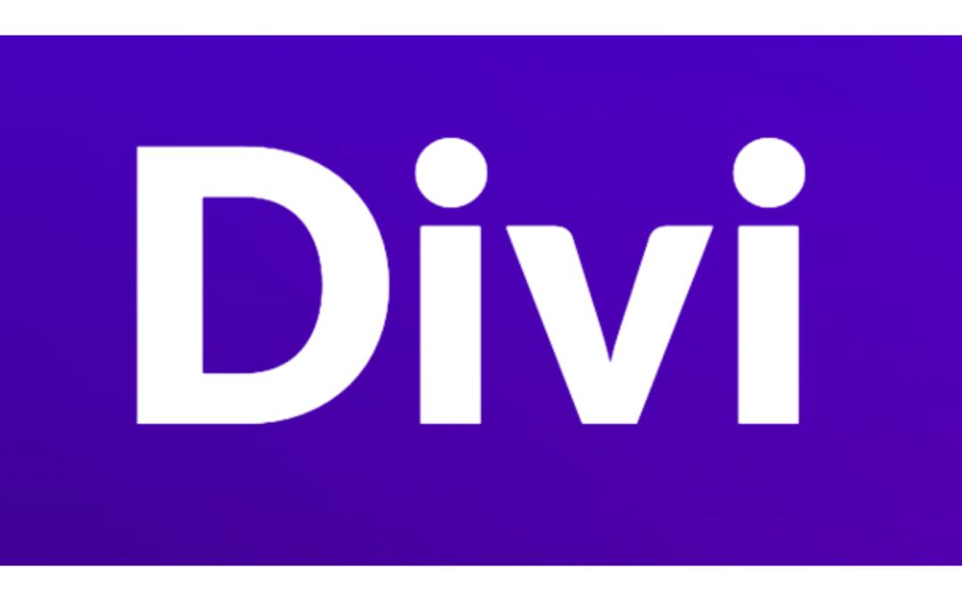 DIVI theme website maken