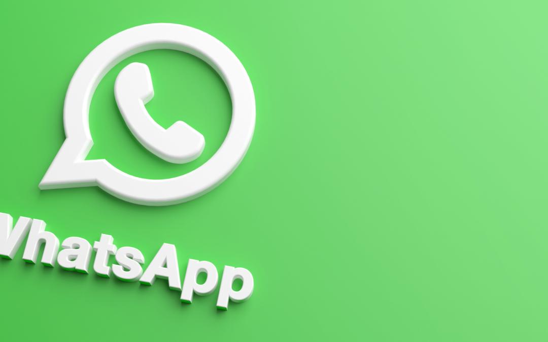 WhatsApp Shops komt eraan!