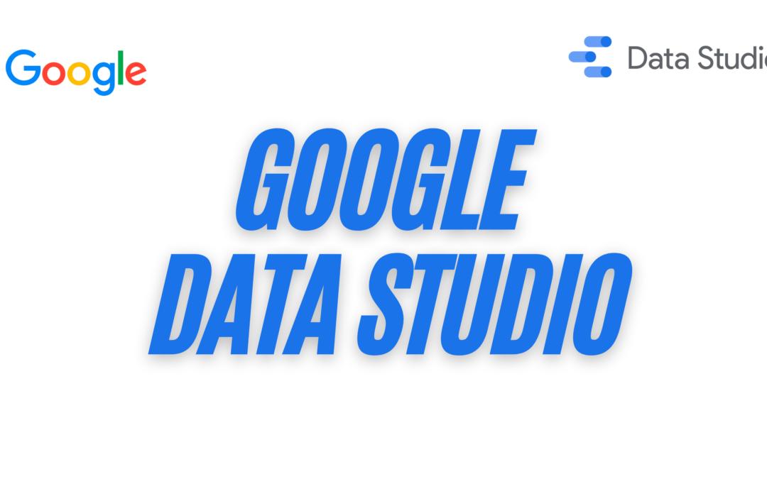 Google Data Studio voor Beginners