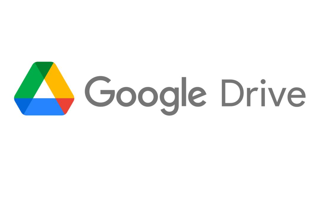 Werken met Google Drive